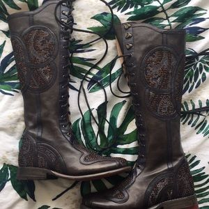 Free People Shoes - Free People Anna Sui x Bed Stu Milanna tall boots e7cbb370cf0c7